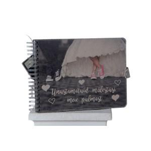 Album Unustamatuid mälestusi meie pulmast 29x23 cm