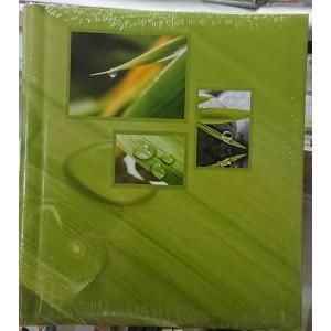 Iseliimuv album Singo 28x31 cm Green