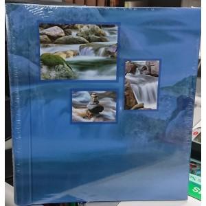 Iseliimuv album SINGO 28x31 cm Aqua