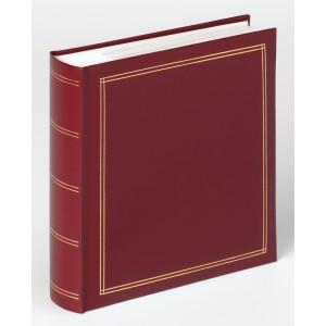 Album Monza 200-le 10x15 fotole- Punane