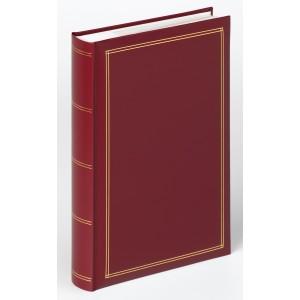 Album Monza 300-le 10x15 fotole- Punane